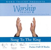 Song To The King - Low key performance track w/o background vocals [Music Download]
