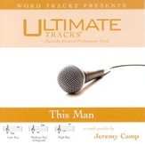 This Man - Low key performance track w/ background vocals [Music Download]