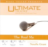 The Real Me - Medium key performance track w/o background vocals [Music Download]