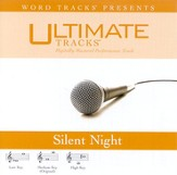 Silent Night - Low key performance track w/ background vocals [Music Download]