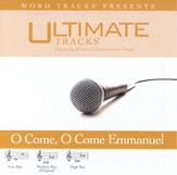 O Come, O Come Emmanuel - High key performance track w/ background vocals [Music Download]