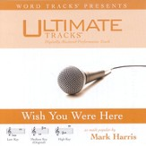 Wish You Were Here - Low key performance track w/ background vocals [Music Download]