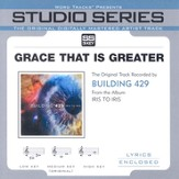 Grace That Is Greater [Studio Series Performance Track] [Music Download]