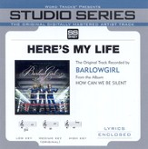 Here's My Life [Studio Series Performance Track] [Music Download]