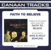 Faith To Believe Studio Series Performance Tracks [Music Download]