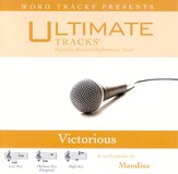 Victorious - Medium Key Performance Track w/ Background Vocals [Music Download]