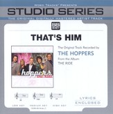 That's Him [Studio Series Performance Track] [Music Download]