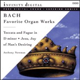 Bach: Favorite Organ Works [Music Download]