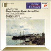 Tchaikovsky: Piano Concerto No. 1 & Violin Concerto [Music Download]