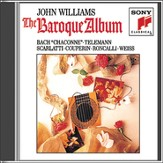 The Baroque Album [Music Download]
