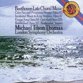 Beethoven: Late Choral Music [Music Download]