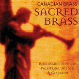 Sacred Brass [Music Download]