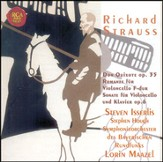 R.Strauss: Don Quixote - Complete Works for Violoncello [Music Download]