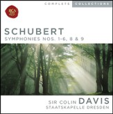 Schubert: Symphonies Nos. 1-6, 8 & 9 [Music Download]