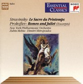 Prokofiev: Romeo and Juliet (Excerpts) Stravinsky: The Rite of Spring [Music Download]