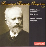 Tchaikovsky Competition Vol. 1: 1962 - The Competition That Was A Draw [Music Download]