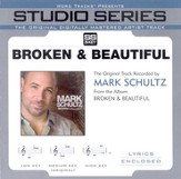 Broken & Beautiful - Low key performance track w/o background vocals [Music Download]