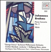 Brahms: Piano Cto. No.2/Nanie [Music Download]
