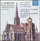 Haydn: Harmony Mass, Te Deum [Music Download]