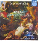 Rebel: 7 Sonatas For Violines, Viola Da Gamba & Basso Continuo [Music Download]
