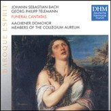 Telemann: Trauerkantate / J.S. Bach: Actus Tragicus [Music Download]