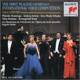 Premier Concours International de Voix D'Opera Placido Domingo; Paris 1993 / Concert of the Prizewinners [Music Download]