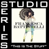 This Is The Stuff - Medium Key Track without BGVs [Music Download]