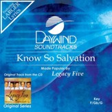 Know So Salvation [Music Download]