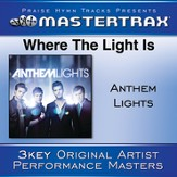 Where The Light Is (Medium Without Background Vocals) [Music Download]