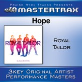 Hope [Performance Tracks] [Music Download]