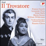 Verdi: Il Trovatore (Metropolitan Opera) [Music Download]