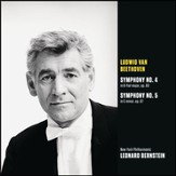 Beethoven: Symphony No. 4 in B-flat major, op.60; Symphony No. 5 in C minor, op. 67 [Music Download]