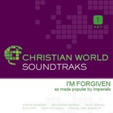 I'M Forgiven [Music Download]