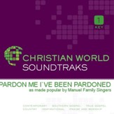 Pardon Me I've Been Pardoned [Music Download]