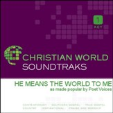 He Means the World to Me [Music Download]
