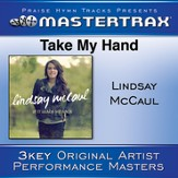 Take My Hand (Medium Without Background Vocals) [Music Download]
