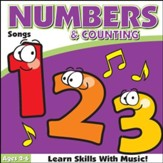Numbers & Counting Songs [Music Download]