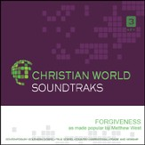 Forgiveness [Music Download]