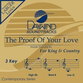 Proof Of Your Love [Music Download]