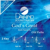 God's Great [Music Download]