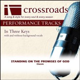 Standing On The Promises Of God (Performance Track with Background Vocals in C#) [Music Download]