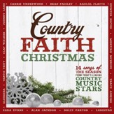 Country Faith Christmas: 14 Songs of the Season from Today's Leading Country Music Stars [Music Download]