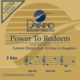 Power To Redeem [Music Download]