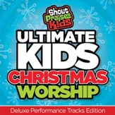 Ultimate Kids Christmas Worship [Deluxe Performance Tracks Edition] [Music Download]
