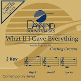 What If I Gave Everything [Music  Download]