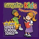 All New Sunday School Songs [Music Download]