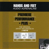 Hands And Feet (Key-D-Premiere Performance Plus) [Music Download]