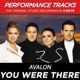 You Were There (Key-Eb-Gb-Premiere Performance Plus w/o Background Vocals) [Music Download]