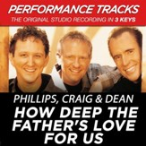 How Deep The Father's Love For Us (Premiere Performance Plus Track) [Music Download]