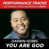 You Are God (Key-Ab-Premiere Performance Plus w/ Background Vocals) [Music Download]